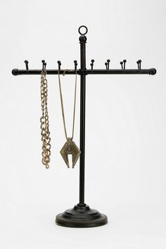 Metal Jewelry Stand #urbanoutfitters