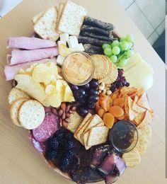Flattered platter
