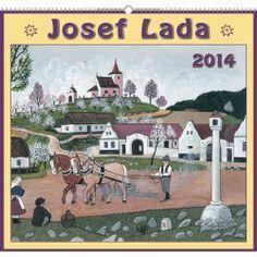 Josef Lada Baby Art, Taj Mahal, European Countries, Retro, Czech Republic, House, Meals, Home, Retro Illustration