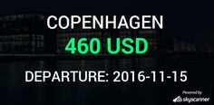 Flight from Phoenix to Copenhagen by Avia #travel #ticket #flight #deals   BOOK NOW >>>