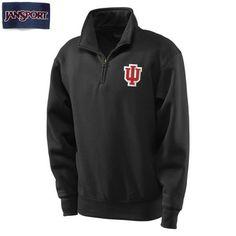 Indiana Hoosiers JanSport 1/4 Zip Pullover