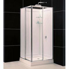 Dreamline Qwall 4 Shower Enclosure Back Wall Kit