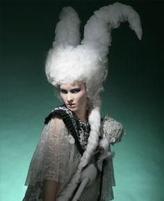 Women's Hair Avant Garde