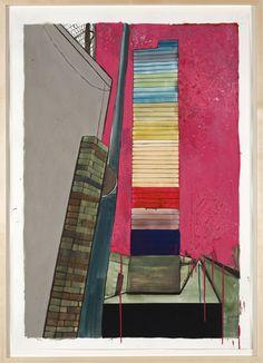 Paint factory, 2008  by Eva Struble