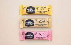 Midday's branding for Primal Kitchen 'caveman food'