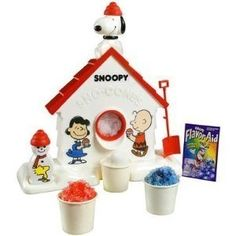 what Snoopy collection is complete without this?