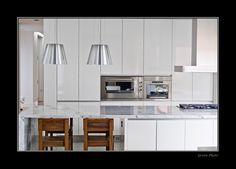 Casa Linea. Cocina  Barrionuevo Sierchuk arquitectas