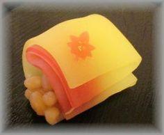 Japanese Sweets, 外郎「龍田餅」(たつたもち)