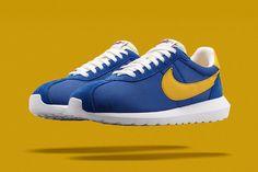 """Nike propose une nouvelle Roshe avec cette LD-1000 """"Royal Blue"""", adaptée à la ville comme au running, et disponible dès novembre. #Nike on Trends P."""