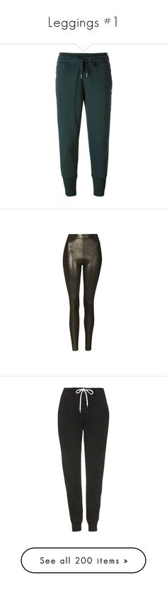 """""""Leggings #1"""" by xxheystylessxx ❤ liked on Polyvore featuring activewear, activewear pants, green, adidas activewear, adidas sportswear, adidas, pants, leggings, gold and legging pants"""