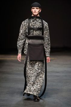 a/w 2014 Collection by Craig Green