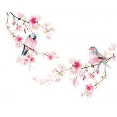I seriously am keen on the hues, outlines, and linework. This is an exceptional artwork if you are looking for a Watercolor Bird, Watercolor Paintings, Watercolor Portraits, Watercolor Landscape, Abstract Paintings, Art Paintings, Blossom Flower, Flower Art, Pastell Tattoo