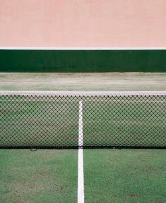 Courts in Abstract Pantones
