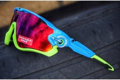 Jawbreaker Custom Sky Blue Prizm Road