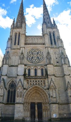 St. André Cathedral.