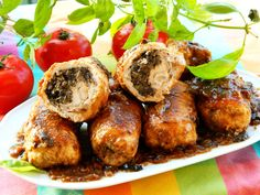 Sprawdzony, smaczny pomysł na mięsne danie obiadowe.