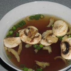 My love for japanese food is maybe a tad ridic. Miyabi Japanese Onion Soup Recipe