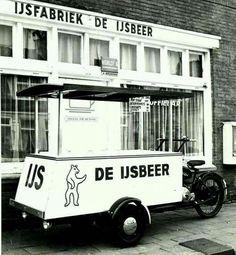 Leeuwarden Holland, Van, Entertaining, Memories, Black And White, History, Small Shops, Icecream, Amsterdam