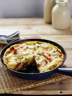 This amazing Paleo Crustless Quiche is delicious and convenient to make.