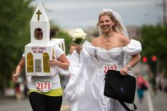 Bride and Chapel Runners