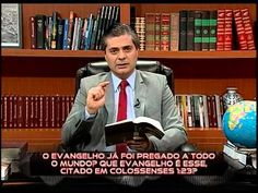 Na Mira da Verdade - O espirito santo ao se manifestar, pode derrubar as...