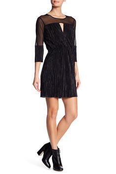 Crinkled Pleat Dress  by BCBGeneration on @nordstrom_rack