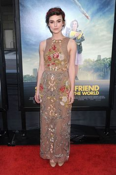 At the 2012 premiere of [i]Seeking a Friend for the End of the World[/i].