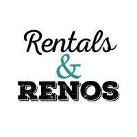 It all started here - RENTALS & RENOS