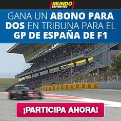 Sorteo de un abono doble para el GP de España de Fórmula 1 de Mundodeportivo.com #sorteo #concurso http://sorteosconcursos.es/2017/05/sorteo-abono-doble-gp-espan%cc%83a-formula-1/