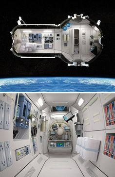 wanna head up to the Space Hotel? Only $1M for a five night stay..