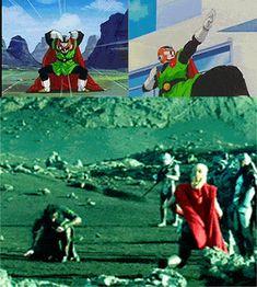 Oh look, the great Saiyaman, er... I mean Thor and Loki.