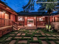 Hawaiian estate