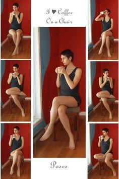 STOCK - I Love Coffee On a Chair by LaLunatique.deviantart.com on @deviantART: