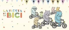 La fiesta de la bici - Madrid - 6 Octubre 2013
