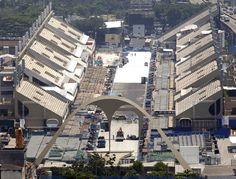 Sambódromo do Rio de Janeiro / Oscar Niemeyer
