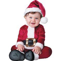 Children's Baby Santa Costume - Medium