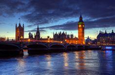 London calls me stranger  by Roland Shainidze on 500px