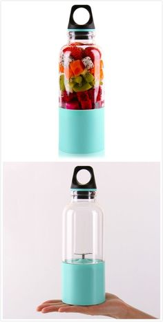 Everbuying Mobile offers high qualit Practical Electric Juice Extractor Cup Portable Water Bottle Lemon Fruit Infuser Tool - at wholesale price from China. Home Gadgets, Gadgets And Gizmos, Kitchen Gadgets, Amazon Gadgets, Fitness Gadgets, Mobile Gadgets, Spy Gadgets, Electronics Gadgets, Kitchen Utensils