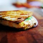 Grilled Chicken Sandwich with Apricot Sauce Grilled apricot chicken panini Chicken Panini, Grilled Chicken Sandwiches, Grilled Sandwich, Mayonnaise, Apricot Sauce Recipe, Pioneer Woman Chicken, Food Network Recipes, Cooking Recipes, Freezer Cooking
