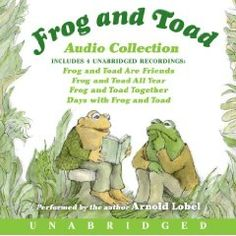 Frog and Toad CD Audio Collection $12.23