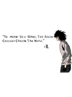 Death Note -L- T-Shirt