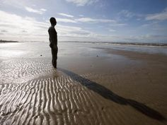Hahnemuhle PHOTO RAG Fine Art Paper (other products available) - Another Place sculpture by Antony Gormley on the beach at Crosby, Liverpool, England, United Kingdom, Europe - Image supplied by WorldInPrint - Fine Art Print on Paper made in the UK Wire Art Sculpture, Abstract Sculpture, Metal Sculptures, Bronze Sculpture, Sculpture Rodin, Antony Gormley Another Place, Antony Gormley Sculptures, Crosby Beach, Angel Of The North