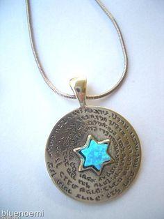 $41.65 Ana be Coach prayer on an opal pendant
