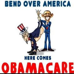 Obamacare... Thanks for making all my husbands years in school to be a physician worth nothing!
