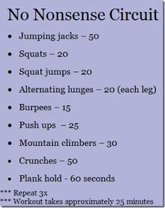 "At Home Workouts... on ""rest"" days!"