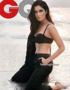 HOTIIEEE!! Katrina Kaif in Gq India Dec 2015