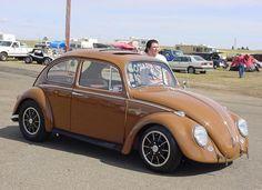VW bug cal-look
