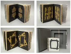 Margo Klass.  Book of Intentions III.  4.5 x 3.5 x 1 in.