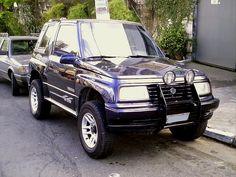 Suzuki Vitara JLXi