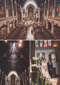 Beautiful St. Brendan Church Wedding Ceremony, Linda Arredondo Photography, A Good Affair Wedding and Event Production